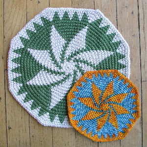 Tapestry Crochet Basics And A Simple Pattern
